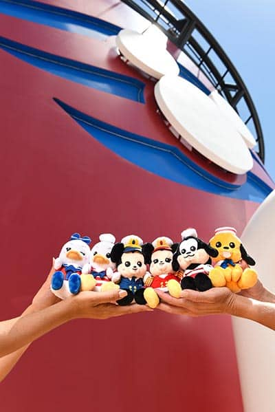 Disney Cruise Line Wishables