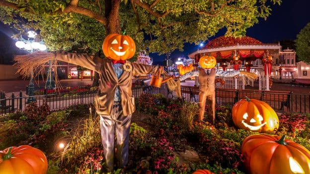 Happy Halloween from Hong Kong Disneyland
