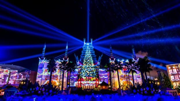 Jingle Bell, Jingle BAM! Holiday Fireworks Spectacular at Disney's Hollywood Studios