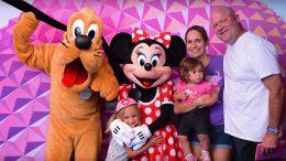 #DisneyFamilia: Memories of the primera vez