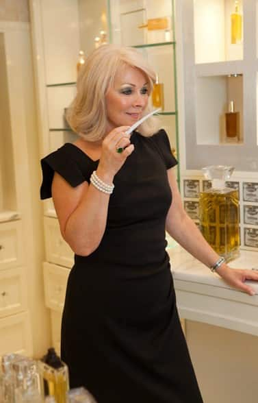 Marie Line Patry, Vice President of Education & Events for Guerlain