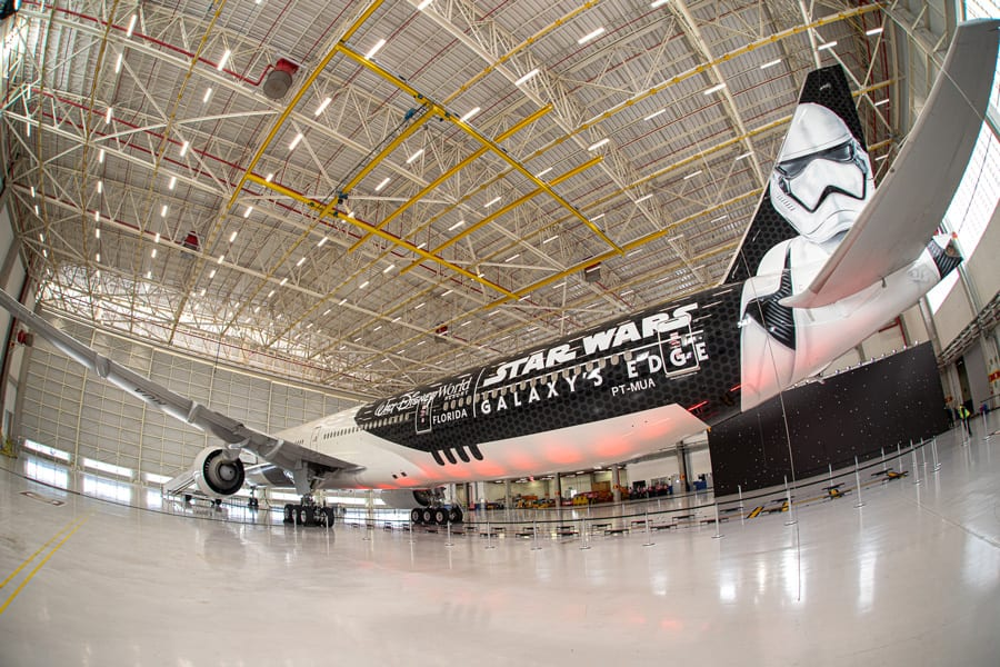 Disney and LATAM Airlines Group Unveils Star Wars: Galaxy's Edge...
