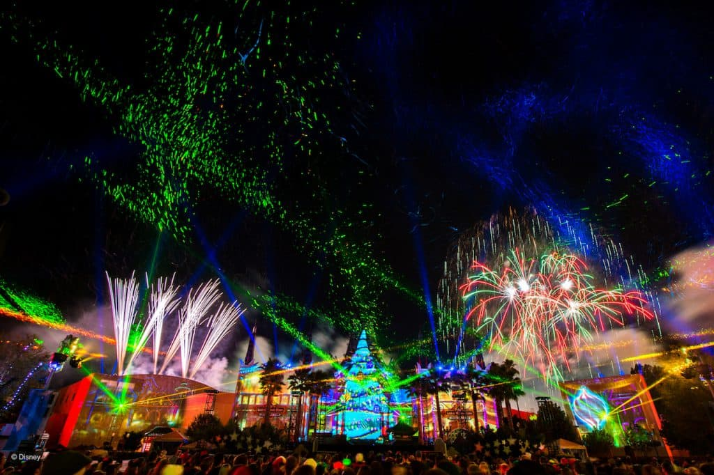 'Jingle Bell, Jingle BAM!' at Disney's Hollywood Studios