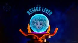 Madame Leota crystal ball