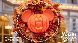 Halloween by the Numbers with Disney Youth Education Series