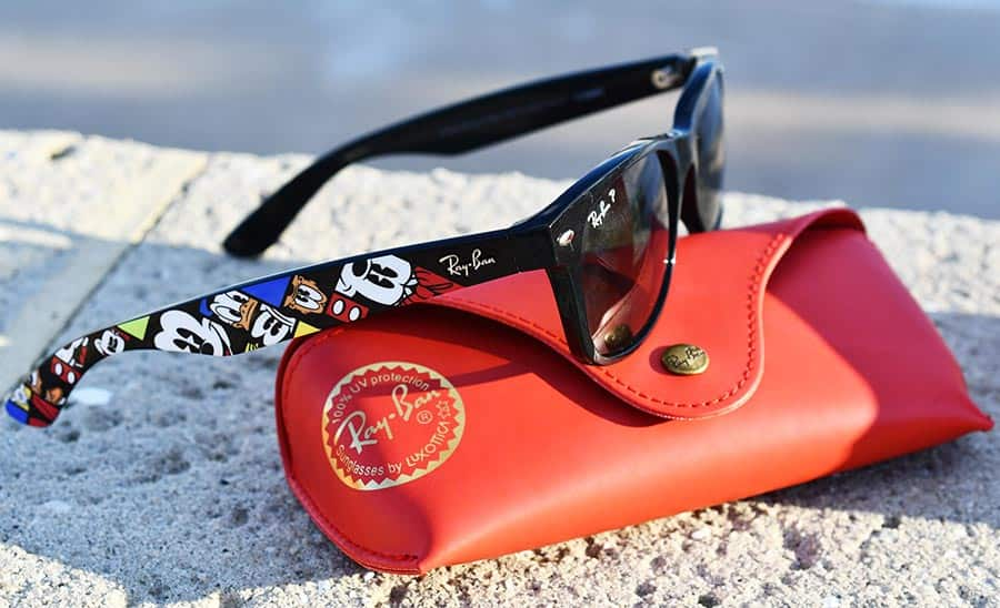 Ray-Ban Wayfarer with case