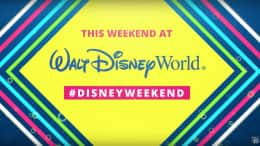 Weekend at Walt Disney World Resort