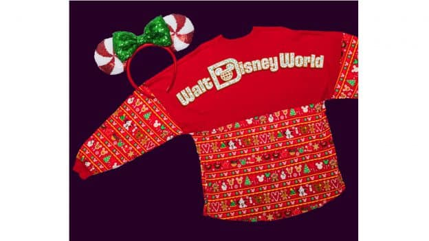 New Holiday Spirit Jersey