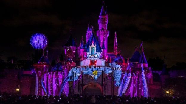 "Halloween Time at Disneyland Resort – ""Halloween Screams"" Nighttime Spectacular"