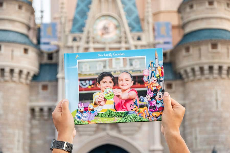 Give the Gift of Disney Memories with Customizable Photo Products