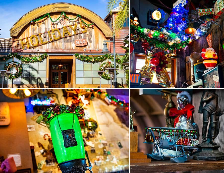 Jock Lindsey's Holiday Bar to Debut at Disney Springs
