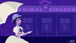 Disney Doodle: Jane From 'Tarzan' Takes a Parasol Parade