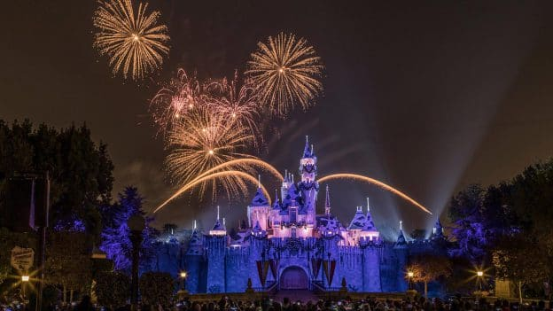 Disney Parks After Dark: The Spectacular 'Believe … in Holiday Magic'