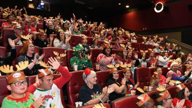 Disney Parks Blog Readers Celebrate the Disney+ Film 'Noelle'