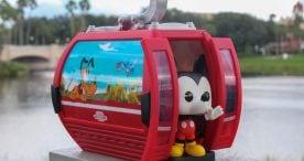 Disney Skyliner Mickey Mouse Funko Pop! Figure