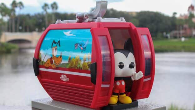 Disney Skyliner Mickey Mouse Funko Pop! Figure