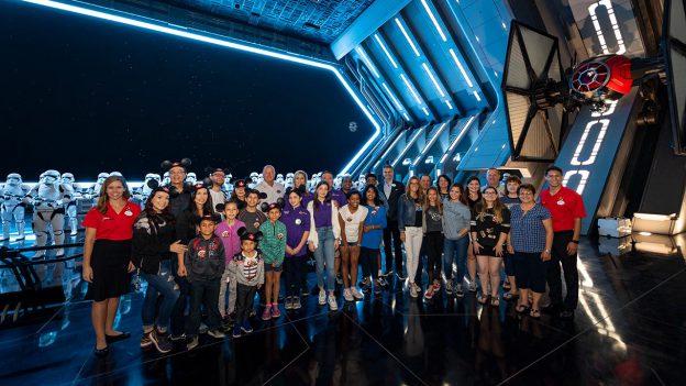 Volunteer Family of the Year Celebrates Dream Disney Vacation