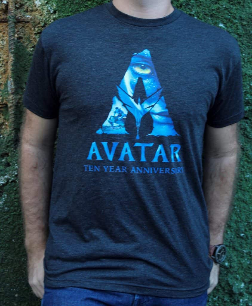 Avatar's 10th Anniversary T-Shirt