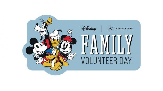 Family Volunteer Day 2019 logo