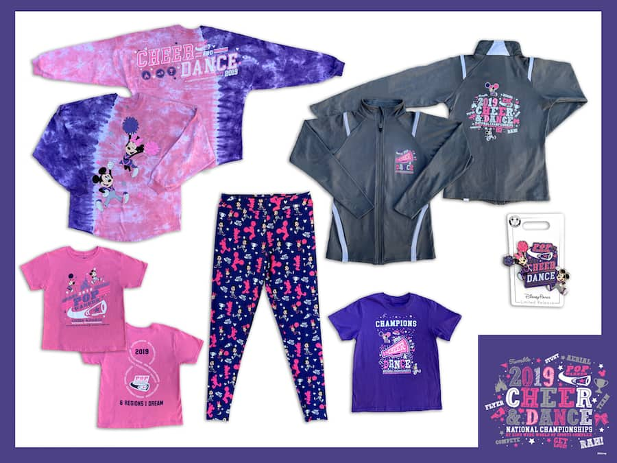 2019 Pop Warner National Championships Merchandise