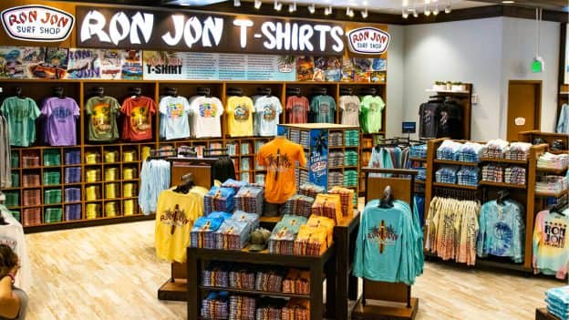 Ron Jon Surf Shop at Disney Springs