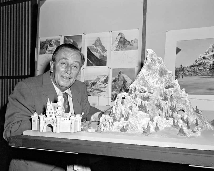 Walt Disney crafting of The Happiest Place on Earth