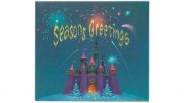 Seasons Greeting Holiday Card
