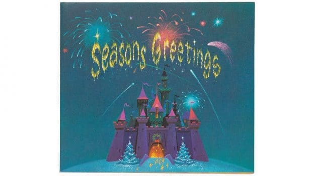 Seasons Greeting Holiday Card