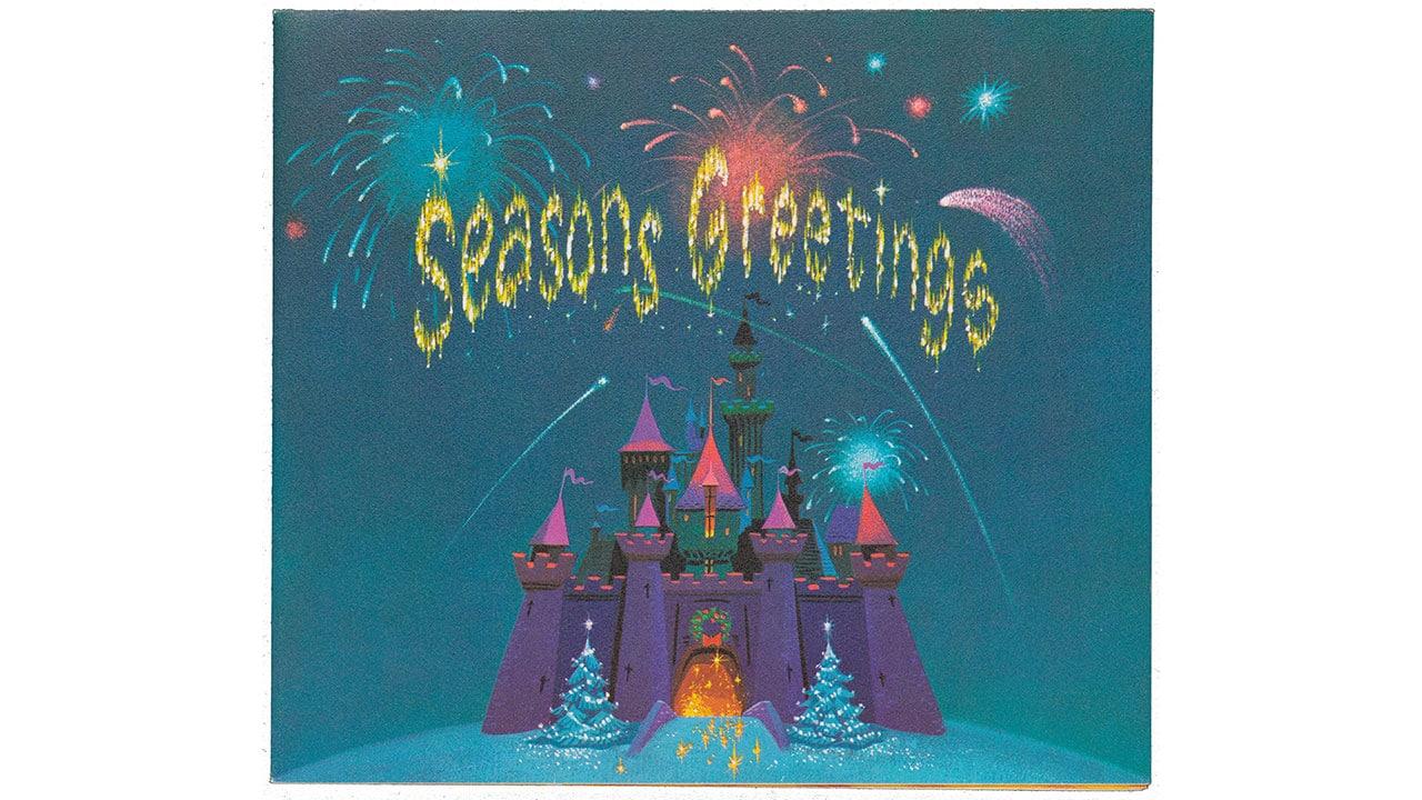 christmas cards  disney parks  disney parks blog