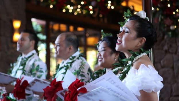 HolidHolidays at Aulani, A Disney Resort and Spa