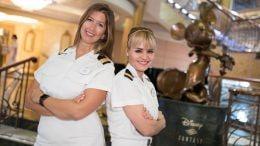 Disney Cruise Line Crew Members