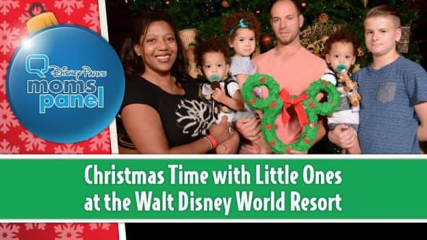 Plan your holiday vacation with Walt Disney World Resort with the Disney Parks Moms Panel