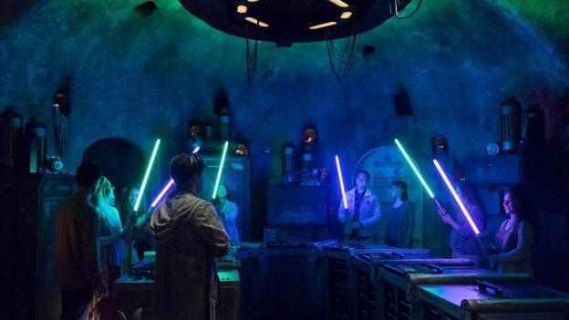 Savi's Workshop – Handbuilt Lightsabers in Star Wars: Galaxy's Edge