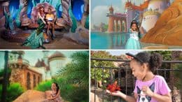 """The Little Mermaid"" Disney PhotoPass photo opportunities at Walt Disney World Resort"