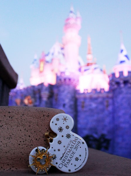 Disney Parks Magical Christmas Day Parade ornament