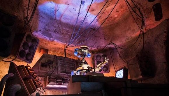 Oga's Cantina at Star Wars: Galaxy's Edge