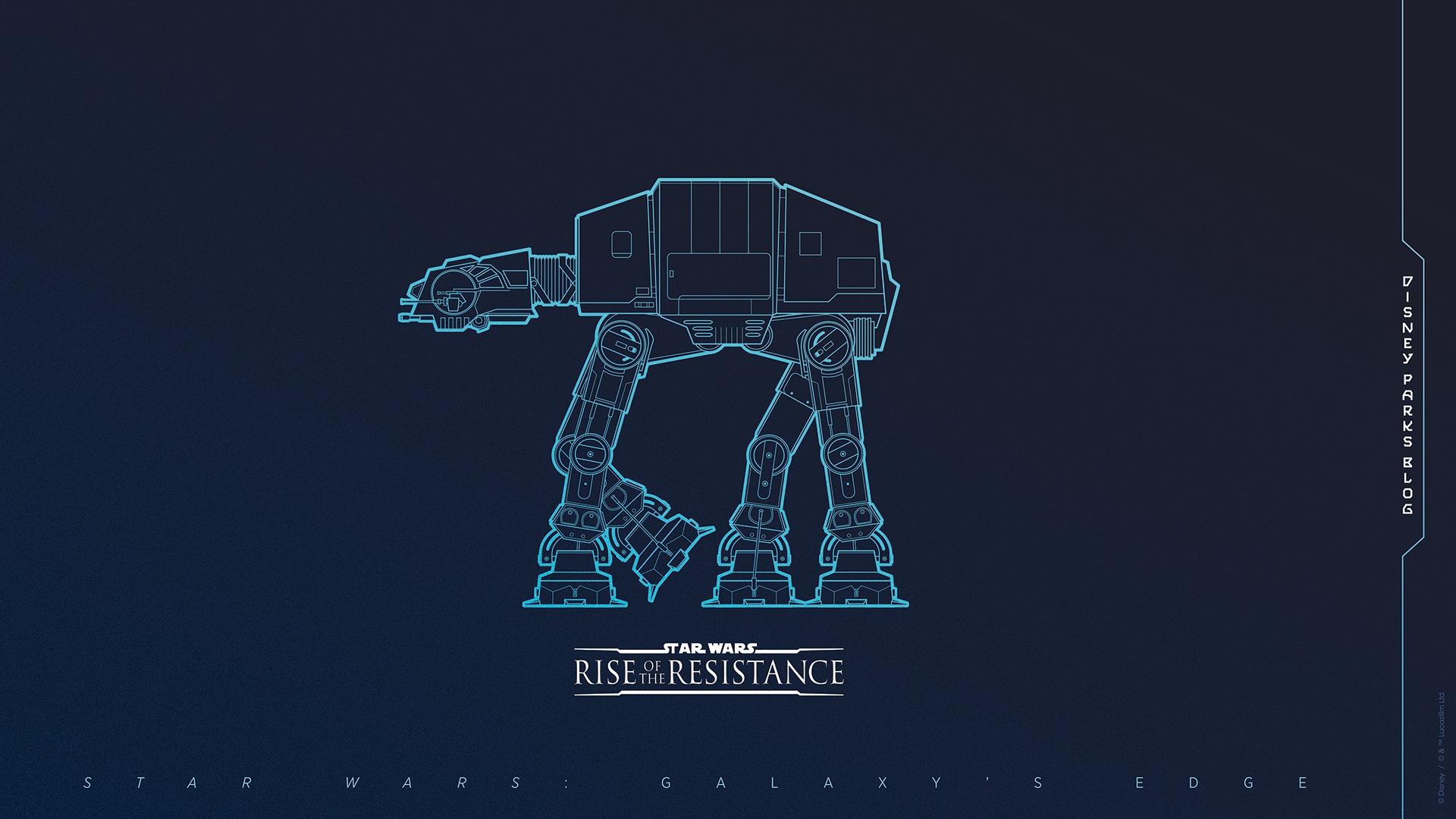 Star Wars Rise Of The Resistance Desktop Ipad Wallpapers Disney Parks Blog