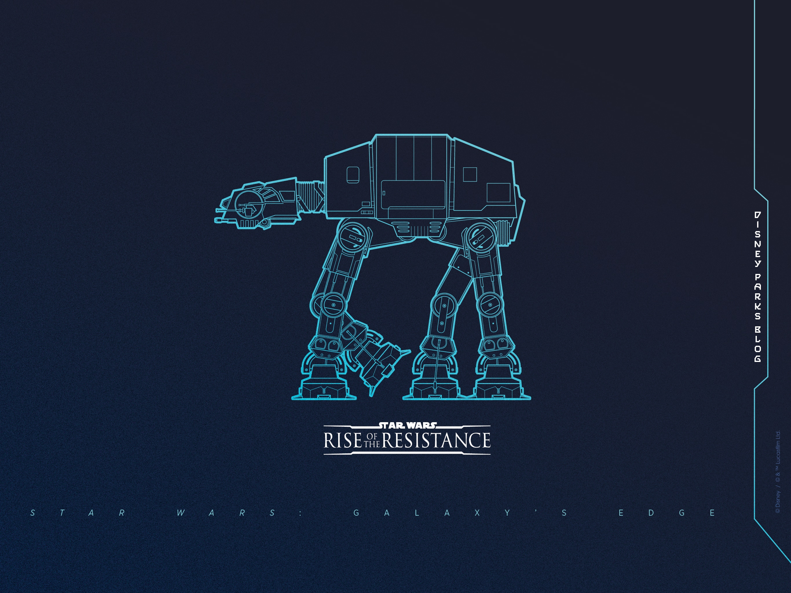 Star Wars Rise Of The Resistance Desktop Ipad Wallpapers Disney Parks Blog