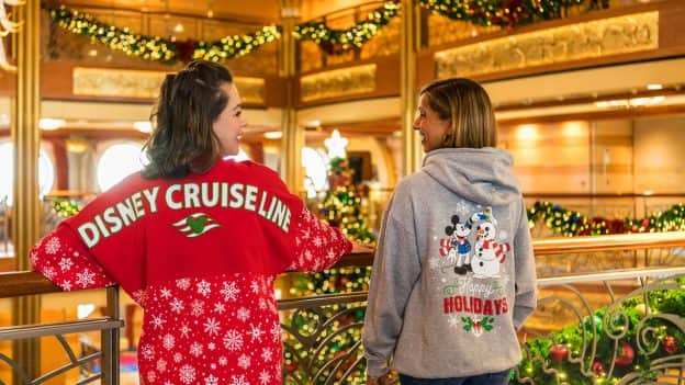 Disney Cruise Line Holiday Merchandise