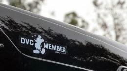 DVC Member sticker