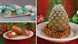 Holiday food offerings at Disney's Hollywood Studios