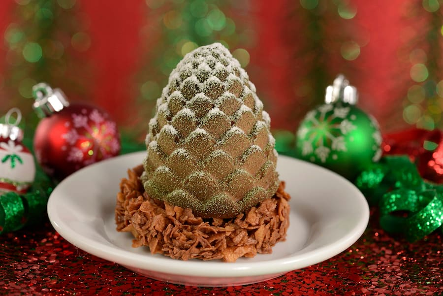 Chestnut Pinecone for Holidays 2019 at Disney's Hollywood Studios