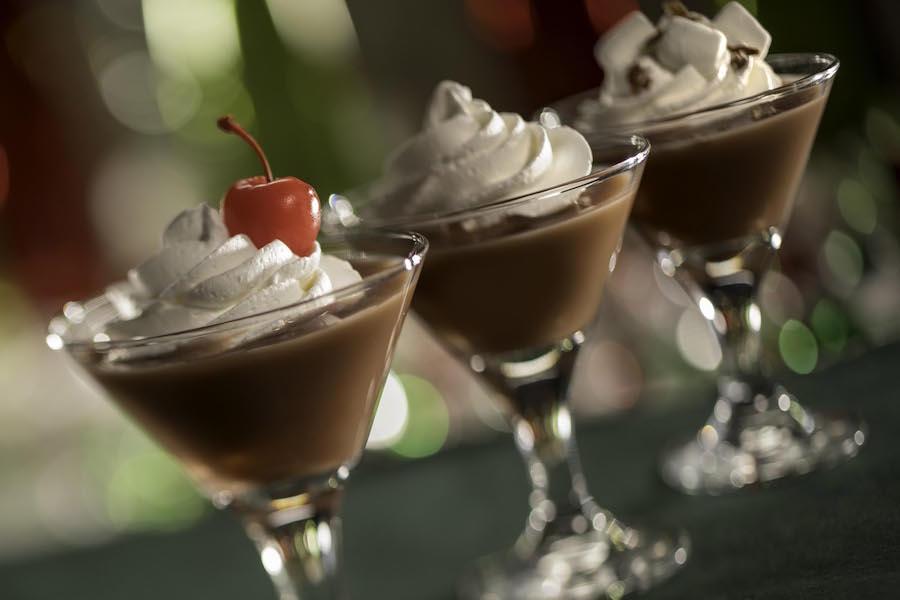 Hot Cocoa Flight for Holidays 2019 at Disney's Hollywood Studios