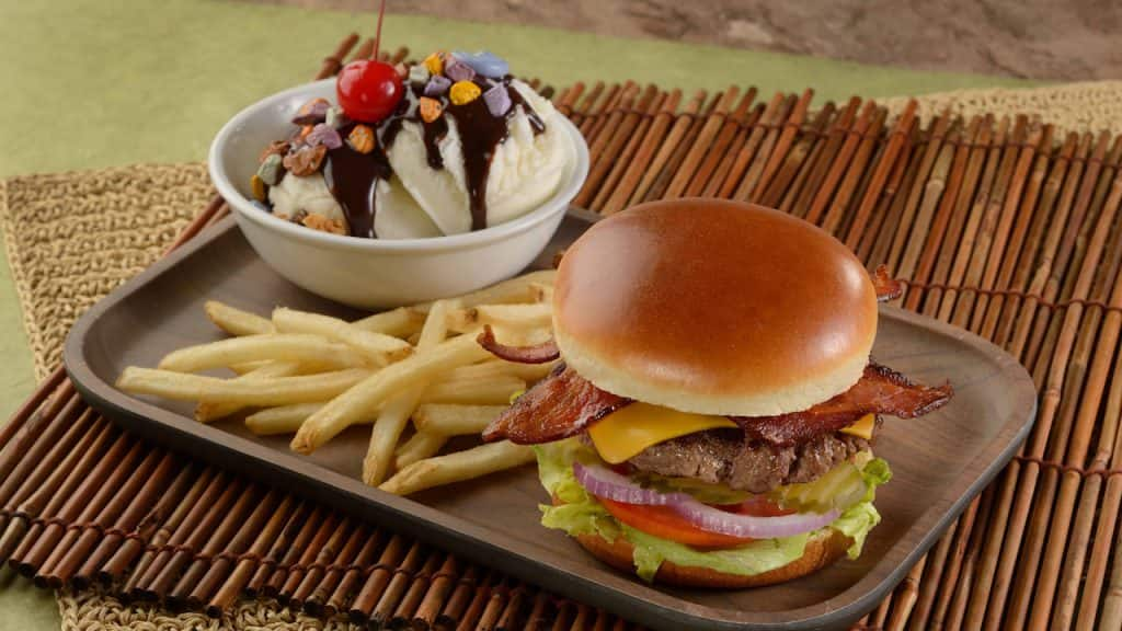Restaurantosaurus Burgers and Sundaes at Disney's Animal Kingdom