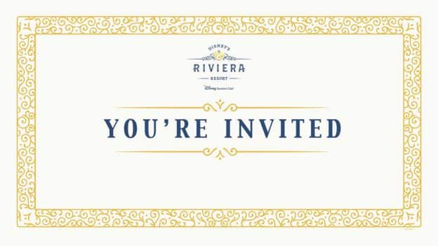 Disney's Riviera Resort | Disney Vacation Club | You're Invited | #DisneyParksLIVE