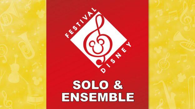 Festival Disney Solo & Ensemble Logo