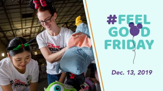 #FeelGoodFriday: Dec 13, 2019 - Spreading Holiday Joy with Nearly 30,000 toys for Central Florida Children