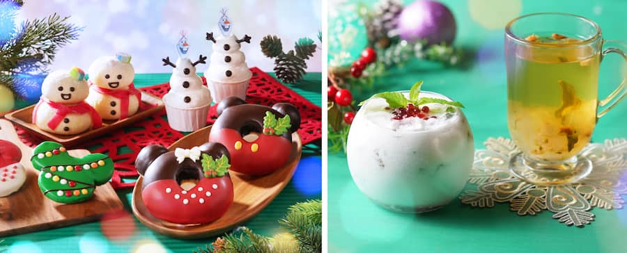 Holiday Treats from Hong Kong Disneyland Resort