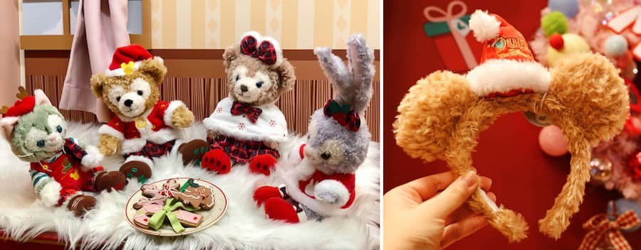 Holiday Merchandise from Shanghai Disney Resort