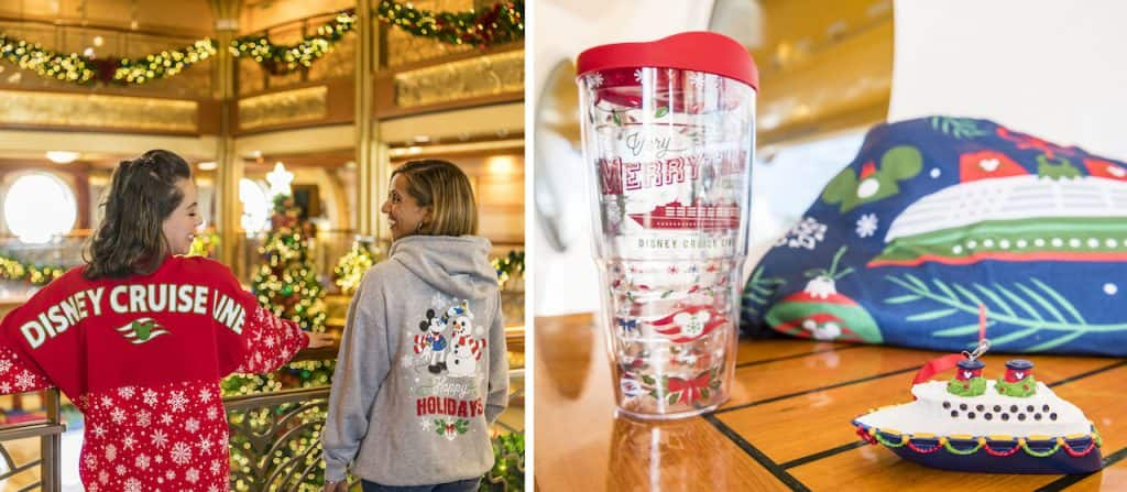 Holiday Merchandise from Disney Cruise Line
